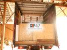 Домокомплект из стандартных СИП- панелей отгружен в Ропшу