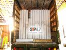 Отгружаем домокомплект из СИП-панелей в город Павловск