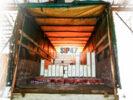Пост для охраны из СИП-панелей отгружен в коттеджный посёлок Балтийская слобода