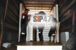 Доставка стандартных СИП- панелей 2500х1250х174 мм ЛО