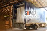 Отгружены СИП- панели для самостоятельной сборки пристройки