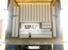 """Отгрузка СИП- панелей """"Стандарт"""" 1250х2500х174 мм, 625х2500х174 мм"""