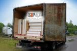 Комплект СИП- панелей и пиломатериалов отгружен в ДНП Южные Высоты