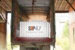 СИП- панели и пиломатериалы отгружены в деревню Большое Коновалово