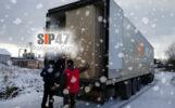 Доставка СИП- панелей 2500х1250х174 мм в город Архангельск