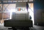 СИП- панели отгружены в коттеджный поселок Александровское