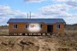Дом из сип панелей 157 м.кв.
