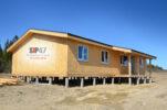 Закончено строительство дома по проекту