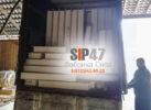 Доставка второй части СИП-домокомплекта в посёлок Шелково