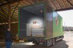Доставка СИП-панелей в поселок Белоостров