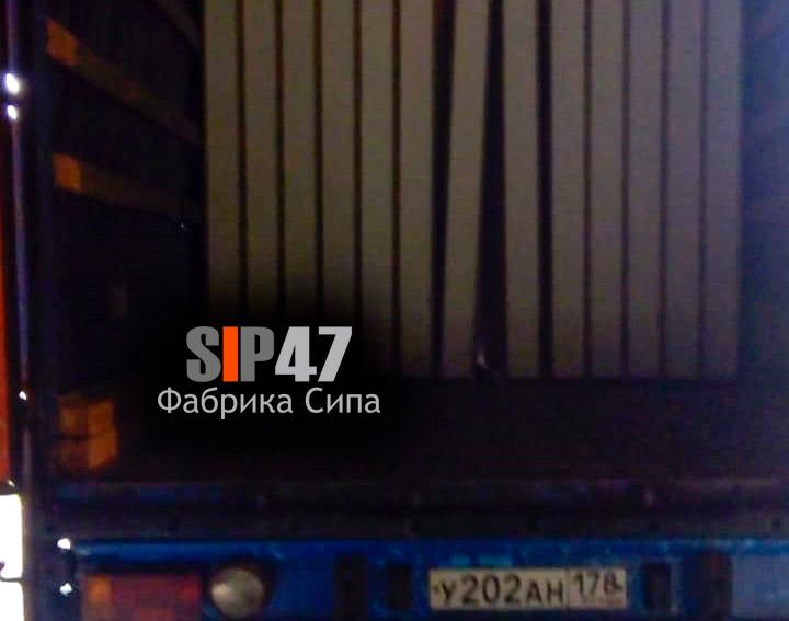Доставка СИП-панелей в Белоостров для самостоятельной сборки