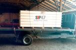 Доставка СИП-панелей из ЦСП в посёлок Большая Ижора