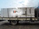 Отгружены СМЛ-СИП-панели в город Гатчину для строительства