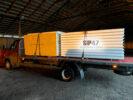 Доставка СИП-панелей в деревню Калливере Кингисеппский район