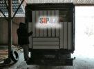 Доставка СИП-панелей 2500х1250х174 мм в город Архангельск