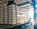 Доставка СИП панелей 2500х625х174 мм в Петергоф