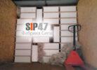 СИП-панели отгружены в город Петергоф