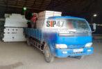 Отгружен комплект СИП-панелей для строительства пристройки